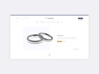 Harmony jewelry website