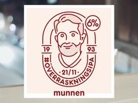 Överraskningsipa - beer label