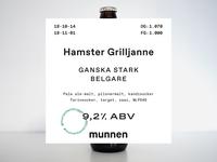 Hamster Grilljanne