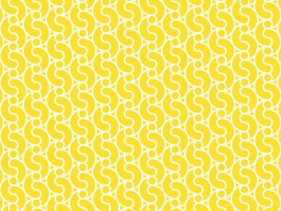 Macaroni pattern yellow macandcheese pasta macaroni monoline lineart illustration pattern