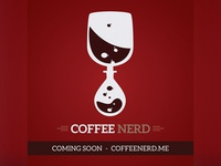 Coffee Nerd Logo