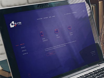 Elmis software partner site web
