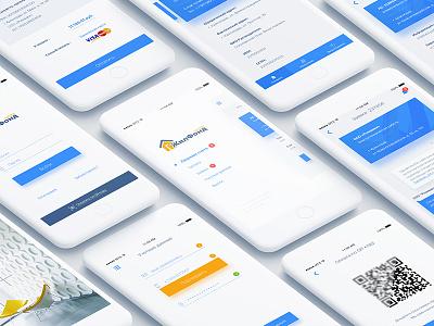 Jf clean design app ui ux