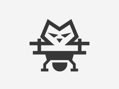 Airwolf Drone identity illustrator business card animation card mascot branding corporate-identity flat art icon vector ux print design illustration dribble design logo drone airwolf