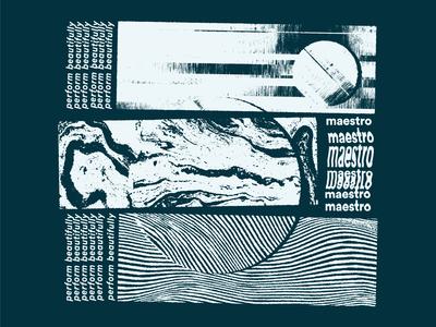 Maestro T-shirt Design