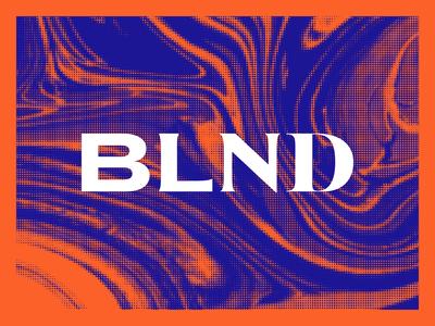 blendo wordmark
