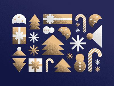 chrookies cookies winter blue retro retro christmas food illustration food snowflake snow branding holiday illustration christmas illustration holiday christmas vector illustrations vector illustration