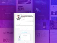 Luminal - Multi-Purpose HTML5 Template and Website Builder