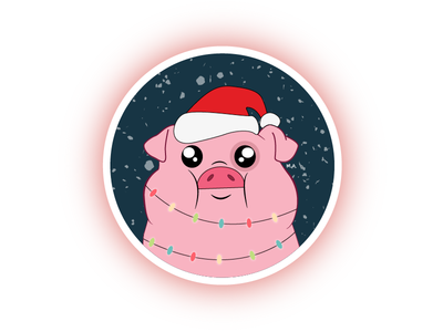Waddles in New Year with you!