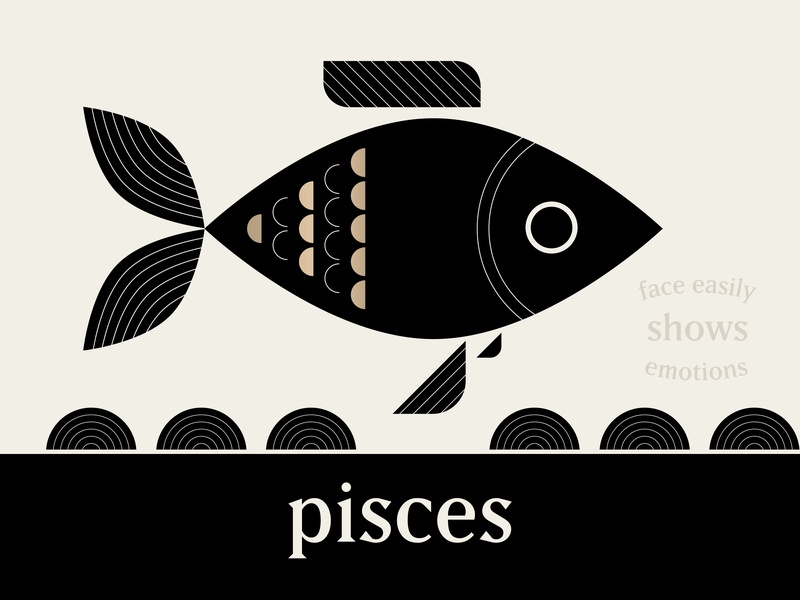 Pisces horoscopes water fish pisces astrology