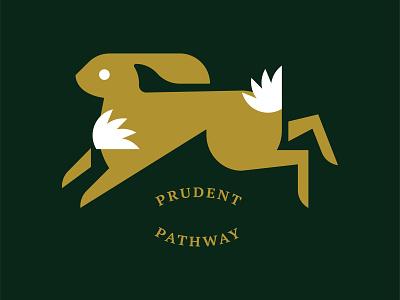 Prudent Pathway Pt. 2 logo pathway bunny rabbit