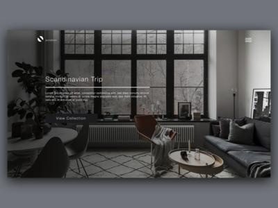 Scandinavian Design | Landing Page