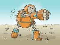 Robot Punch!