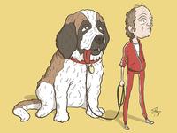 Big Dog, Small Man