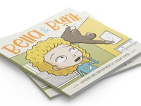 Bella And Bunk children's book