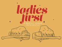 Ladies First Knuckles