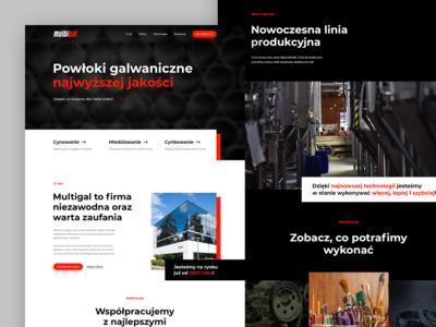 🔴 Multigal - Homepage
