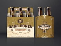 Bare Bones Brewery 6-Pack