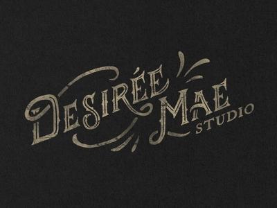 Desiree Mae Studio Logo