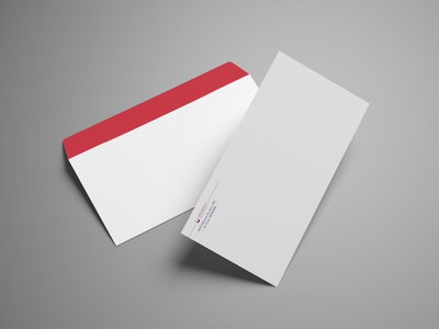 Envelope Mockup law firm attorney brand law brand brand branding business envelope envelope envelope design