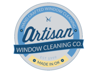 Artisan Window Cleaning (2) ~ by Wooster Creative