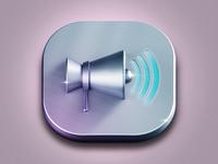 Icon Loudspeaker