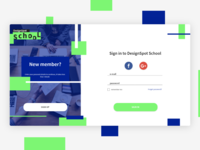 DesignSpot School Login