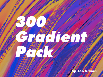 300 Gradient Pack - Free Download grd bundle pack purple gradient color download free gradient 3d photoshop design creation
