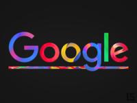 Google Rebrand - Logo gradient