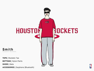 Smith | Houston Rockets