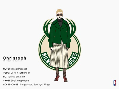 Christoph | Milwaukee Bucks