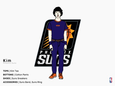 Kim   Phoenix Suns