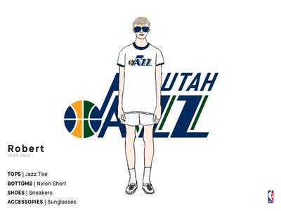 Robert | Utah Jazz