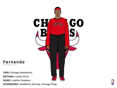 Fernando | Chicago Bulls