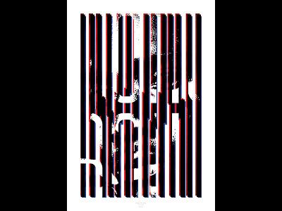 Poster TOHUBOHU 3 poster design graphic