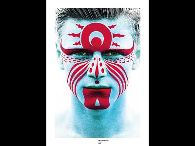Metamorphose1 poster graphic design