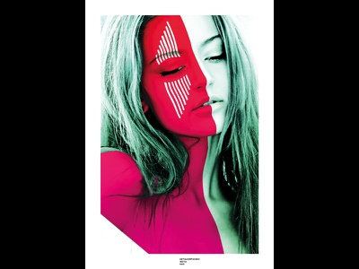 Metamorphose4 poster graphic design