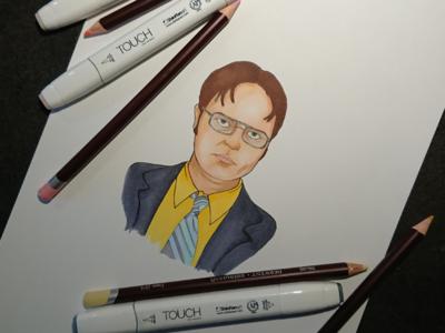 Portrait of Dwight