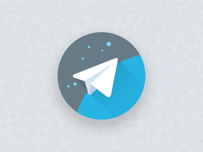Telegram Spaces Mashup! plainjoke fanmade iconart icon telegram messenger google googlespaces spaces telegram