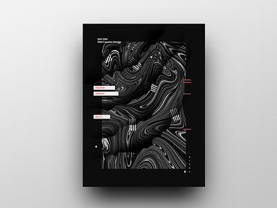 Poster Design Day 9 dailyposter dailyposterdesign graphic inpiration baugasm gradient abstract design poster