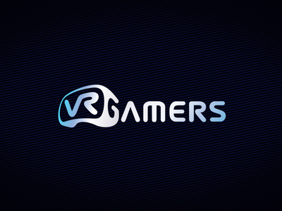 VR Gamers Logo Animation