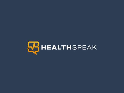 Health Speak Logo Animation