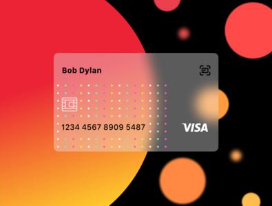 Light card card design bank cards ui card mobile ui design branding ui