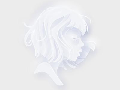 Kaily ui design illustration