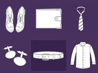 Clothing Illustrations