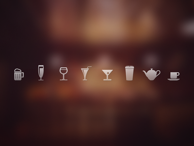 Drinks Icons icon psd download icons free download free icons free psd drinks icons download free psd alcohol bar illustration icons drinks freebie