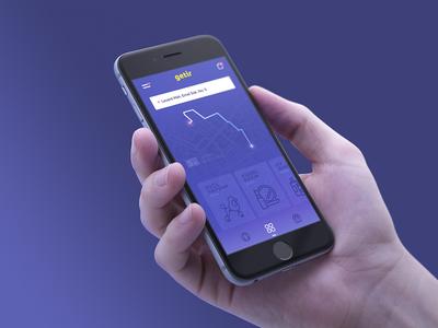 Getir.com App Redesign