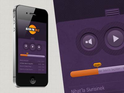 Alem FM Application iphone application app fm radio