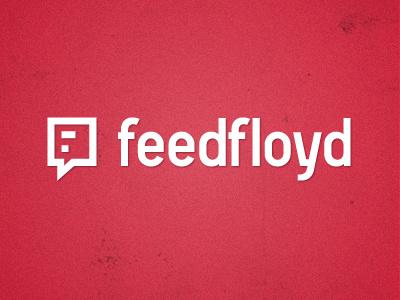 Feedfloyd logo social feed