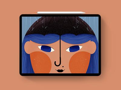 Depression Self-Help That is NOT Helping - illustration illustration art depression visual storytelling digital art illustration